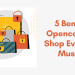 5 Benefits of Opencart Private Shop every owner must know
