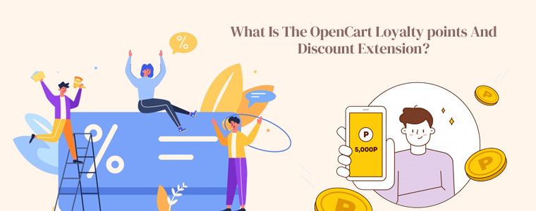 What is the OpenCart Loyalty points and discount extension